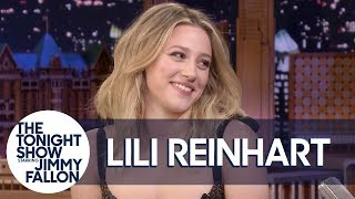 Lili Reinhart Talks Graduating from Riverdale and Shares Her Drunk Quotes