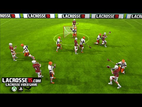 Lacrosse 15 Playstation 4