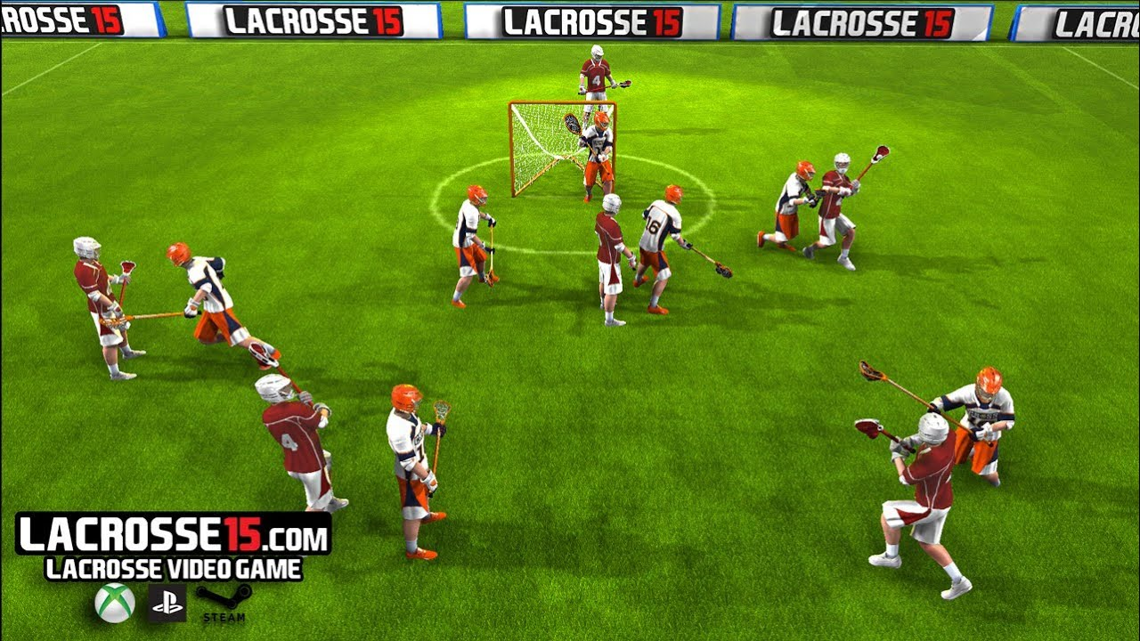 This Guy Wants To Make A Video Game About Lacrosse