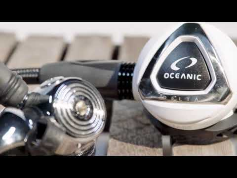 ScubaLab Testers Choice: Oceanic Delta 5 Regulator