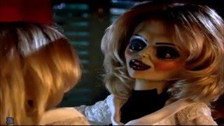 ★LADIE KILLA/GLENDA GOING APESHIT! SEED OF CHUCKY©SCENE💀1080pHD✔💯