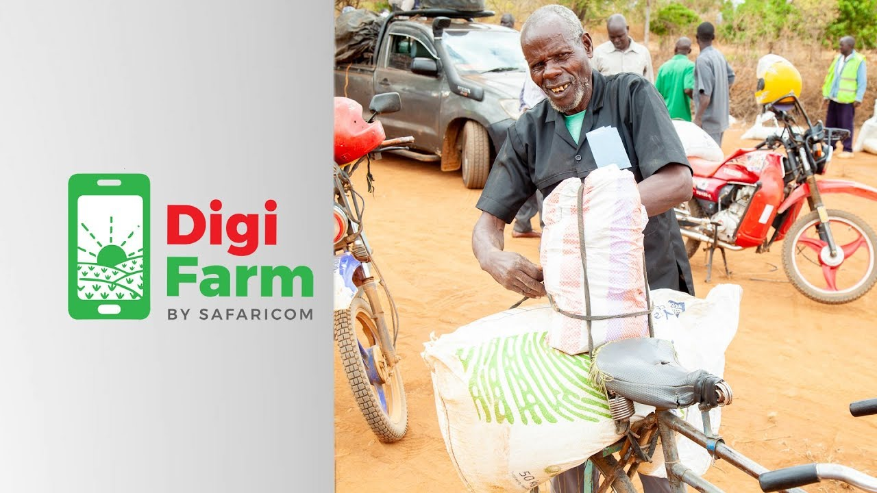DigiFarm Input Distribution Meru and Tharaka Nithi Counties