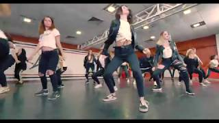 David Guetta Feat. Sia   Flames | Choreography By @adamnemethaf1 | AForce1