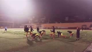 U23 Việt Nam vs U23 Đài Bắc Trung Hoa (Khởi động trước trận đấu)