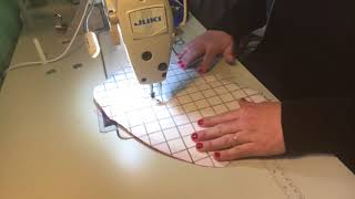 How To Create Quilted Vinyl For Your Purse