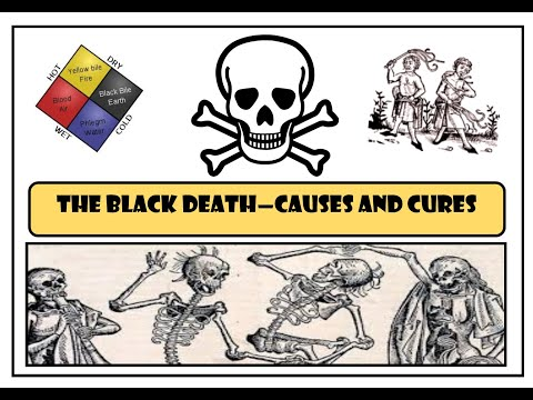 Video The Black Death - *Causes and Cures*
