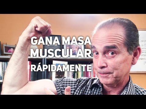 Te Contamos Cómo Ganar Masa Muscular Rápidamente