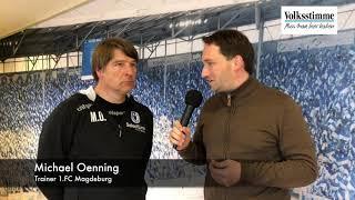 FCM: Oenning vor HSV-Spiel