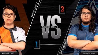 Anáhuac Esports VS ARCTIC GAMING MX | Cuartos de final | División de Honor 2019- Apertura Playoffs | Mapa 4