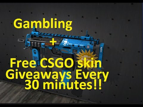 Steam Community :: Video :: Gambling +Free CSGO skin Giveaways every
