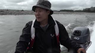 Анонс рыбалка на горной речке Тукулан