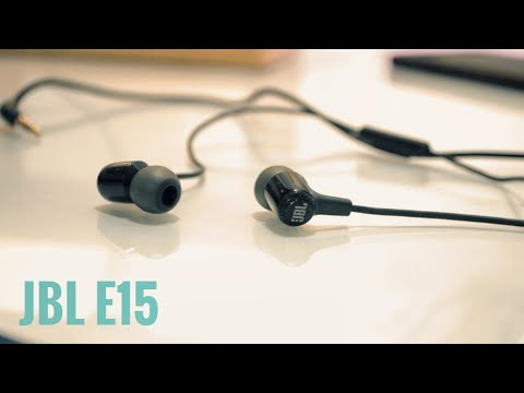 JBL Signature Sound in-Ear Headphones with Mic