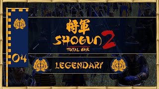 Let's Play Total War: Shogun 2 (Legendary) - Date - Ep.04 - Testing The Army!