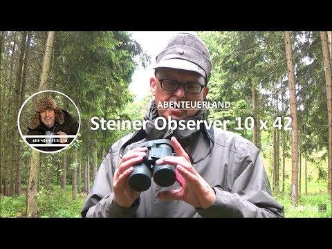 Steiner Observer 10 x 42 - eine gute Wahl 👍👍👍