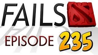 Dota 2 Fails of the Week - Ep. 235