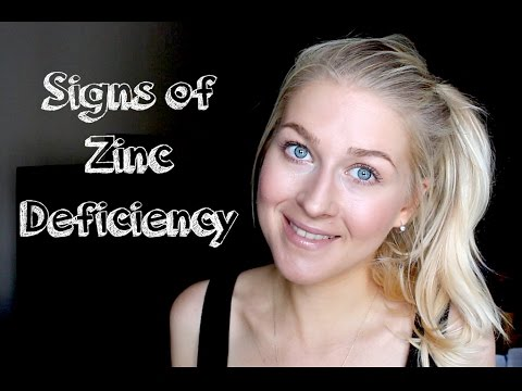 Video Signs of Zinc Deficiency & the Best Foods to Cure It