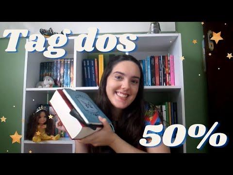 Tag 50% 2021 - O que li até agora | Booktag | Laís Mesquita