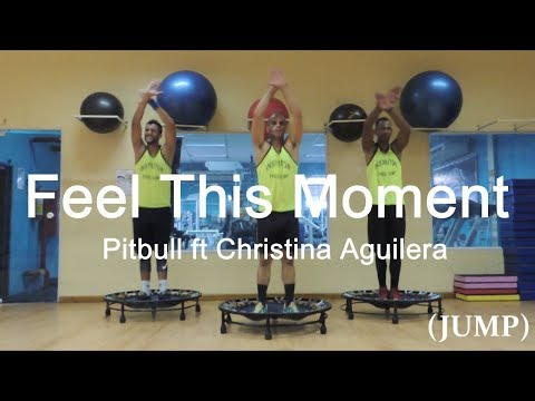 Feel This Moment (Remix) - Pitbull ft Christina Aguilera - Free Jump #borapular (AERO JUMP)