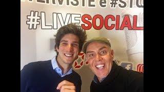 Intervista per Radio Lombardia, Marco Carloni, Fotografo Milano
