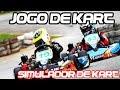 Melhor Jogo De Kart Para Pc Adrenalina Pura Simulador K