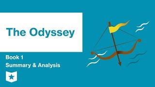 The Odyssey by Homer | Book 1 Summary and Analysis