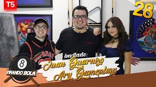 Tirando Bola temp 5 ep 28. - Ari Gameplays y Juan Guarnizo