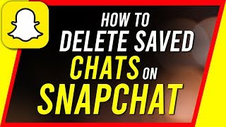 How to Delete a Chat on Snapchat
