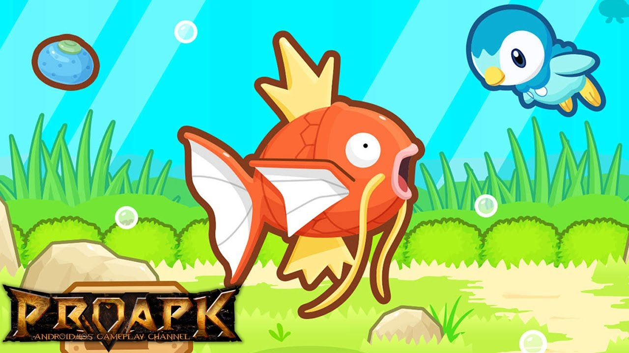 66ce32ed Pokémon: Magikarp Jump Android Gameplay (English) - PROAPK - Android ...