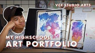 My High School Art Portfolio (Accepted Into TopArts)