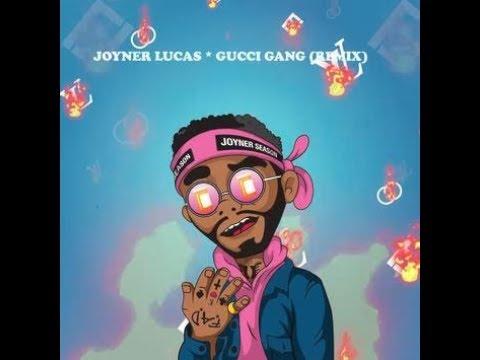 Joyner Lucas - Gucci Gang (Remix) 1 Hour Extended