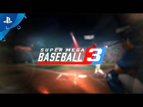 Inside the art and gameplay of Super Mega Baseball 3