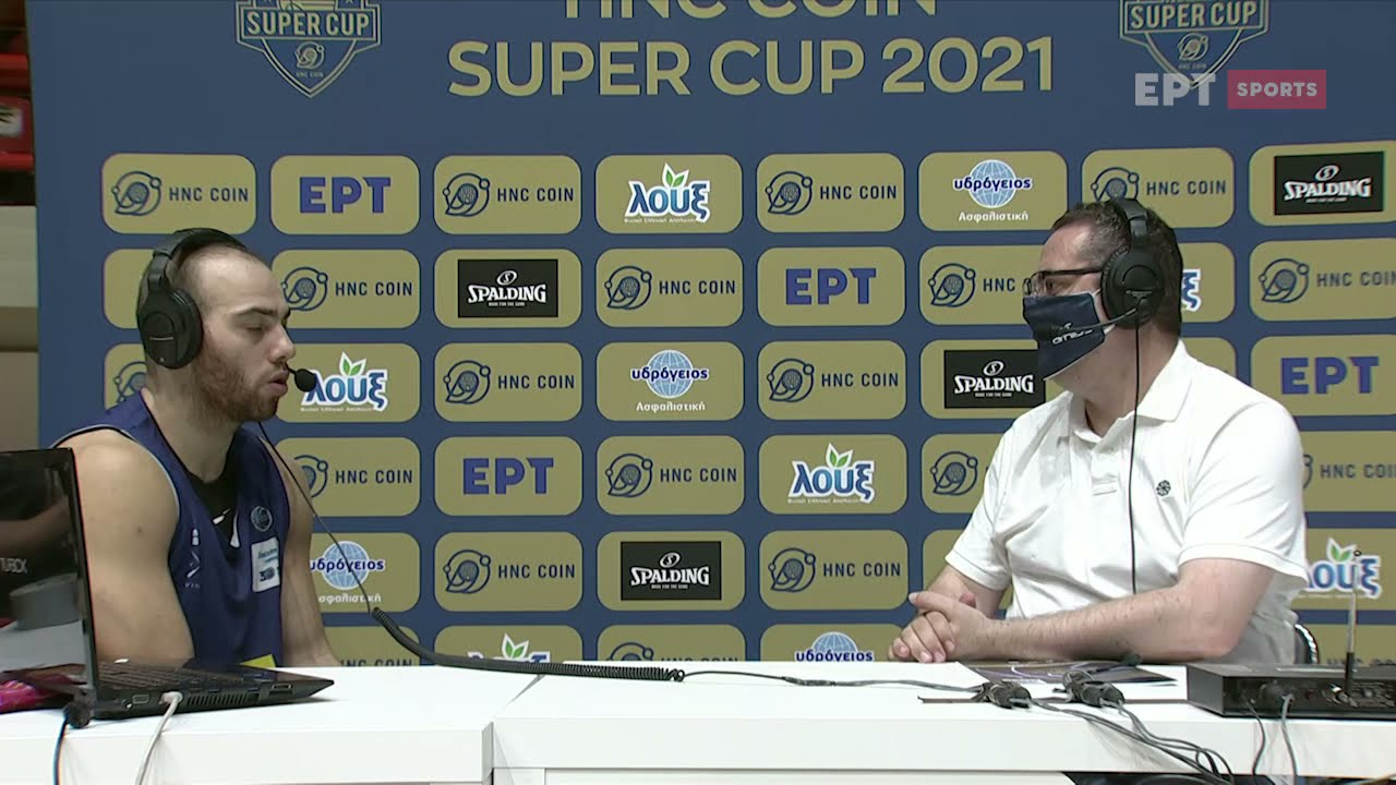 Β. Μουράτος: Είμαι ο ηγέτης της ομάδας και πρέπει «να βγω μπροστά» | 26/09 | ΕΡΤ