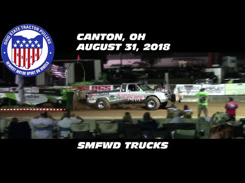 OSTPA Truck & Tractor Pull 2018: Light-Limited Pro Stock