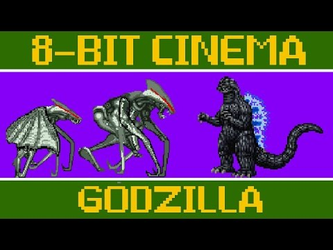 The New Godzilla Movie, Retold As A Weird 16-Bit Game