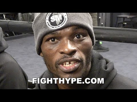 """RICHARD COMMEY CHECKS TEOFIMO LOPEZ """"NERVOUS"""" CLAIM; WARNS """"REAL DEAL"""" IS COMING"""