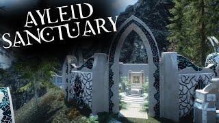 Skyrim Mod Shopwindow: Ayleid Sanctuary