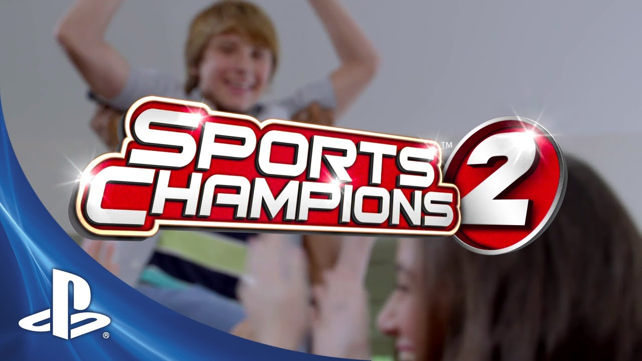 Sports Champions 2 Picks Up PlayStation Move This Fall