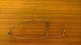 Самозасекающие крючки для донки
