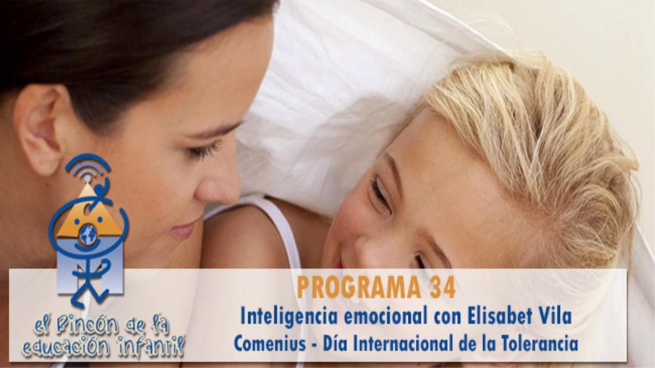 Inteligencia emocional - Comenius - Rafael Sanz - Día de la Tolerancia ( p34)