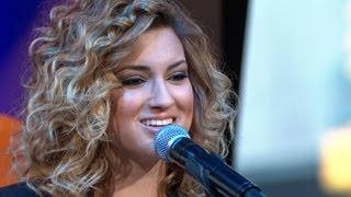 "Tori Kelly - Fill a Heart - ""Homemade Songs"" Artist Performs New Song on Child Hunger on 'GMA'"