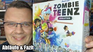 Zombie Teenz Evolution (Scorpion Masque/asmodee) - nominiert zum Spiel des Jahres 2021 - ab 8 Jahren