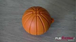 Clé usb ballon de basket