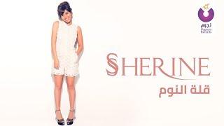 تحميل اغاني Sherine - Elet El Noum (Official Lyrics Video)   شيرين - قلة النوم - كلمات MP3