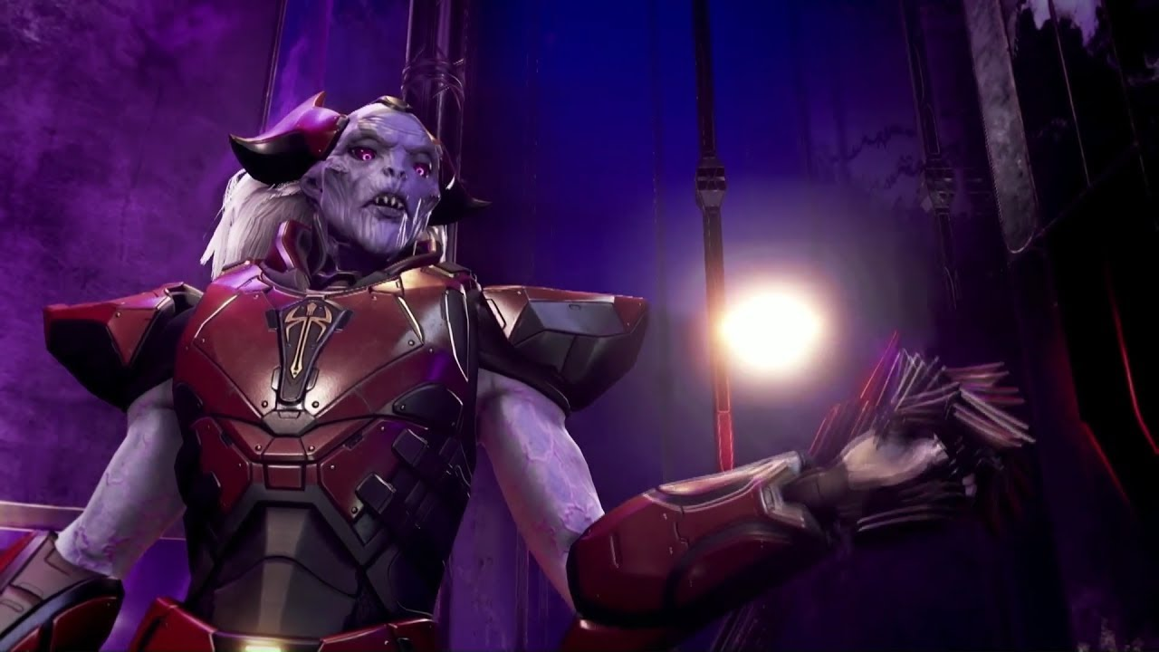 Trailer di XCOM 2: War of the Chosen