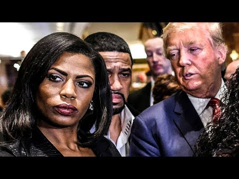 Trump Administration Scared To Death That Omarosa Will Leak All Their Dirty Secrets