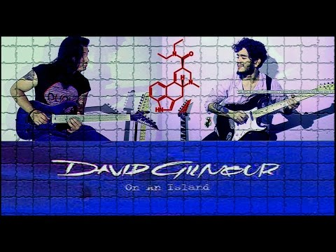 David Gilmour is one of my main musical influences. Here's a cover of his song, On an Island, that I created with my coworker Kevin.