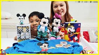 น้องบีม | แกะกล่องจาก Disney Mickey Go Thailand