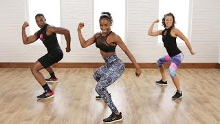 Flat Belly And Tight Booty Cardio Dance Workout | Class FitSugar