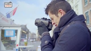 Sony FDR-AX53 4K Ultra HD videocamera met beeldstabilisatie review - Kamera Express