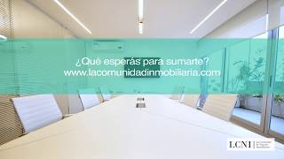 Mirá el video de La Comunidad Inmobiliaria en Youtube